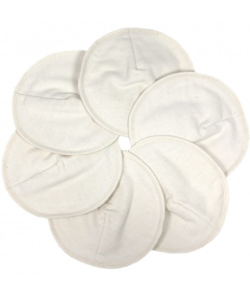 imsevimse organic cotton nursing pads (3 pairs)