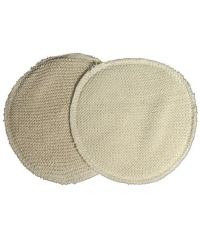 popolini nursing pads silk and wool
